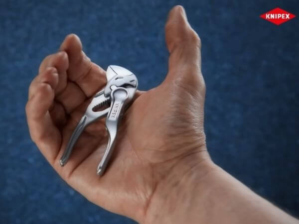 knipex xs pliers wrench features