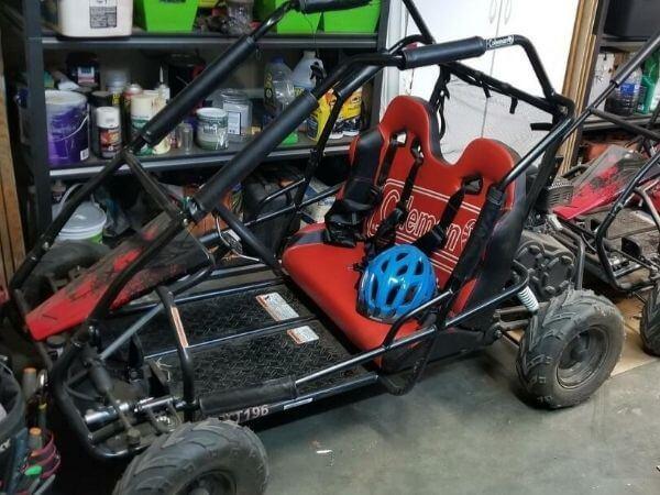 go-karts for kart racing