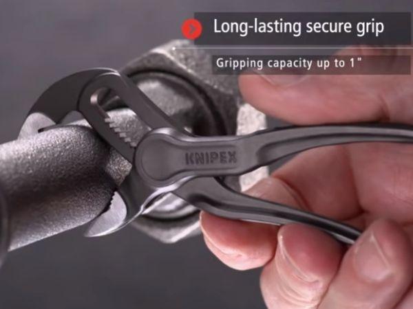 cobra xs gripping capacity