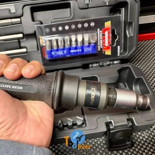 manual impact driver tool